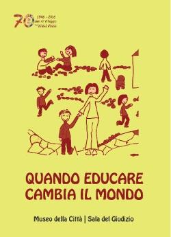 12-27 feb. Quando educare cambia il mondo (Rimini)