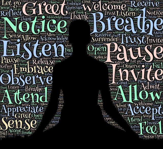 Praticare la consapevolezza (mindfulness) per un benessere globale