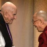 Padre Keating col Dalai Lama