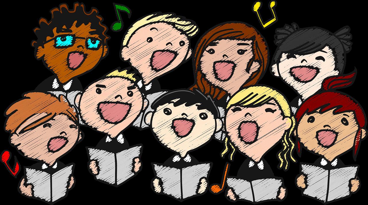 Cantare migliora la salute!
