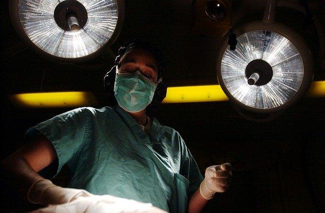 Il medico in crisi